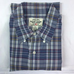 Ralph Lauren Jeans Co.  Medium Short Sleeve Shirt